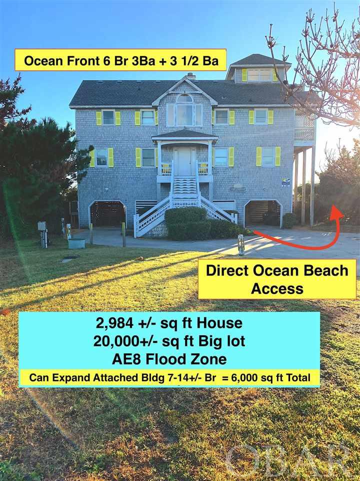 27129 Ocean Street Lot 3, Salvo, NC 27972
