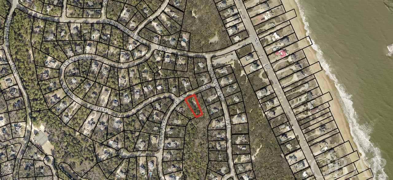 101 Pudding Pan Lane Lot 166, Southern Shores, NC 27949