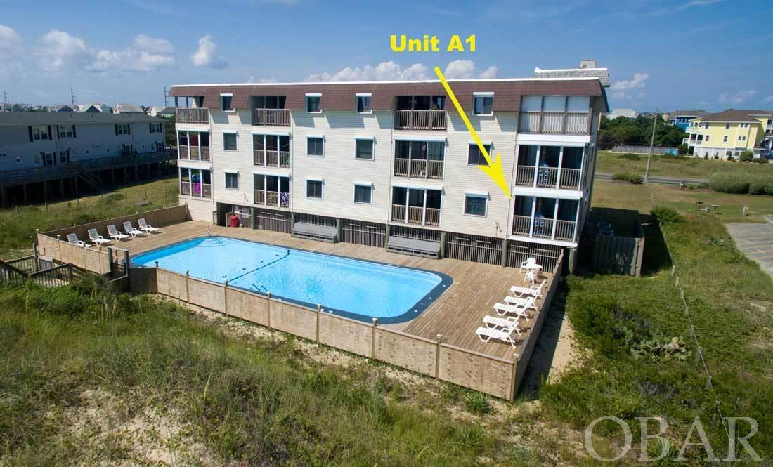 5515 Virginia Dare Trail Unit A-1, Nags Head, NC 27959