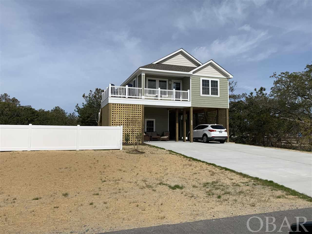 602 Palmetto Street, Kill Devil Hills, NC 27948, 4 Bedrooms Bedrooms, ,3 BathroomsBathrooms,Residential,For sale,Palmetto Street,108628