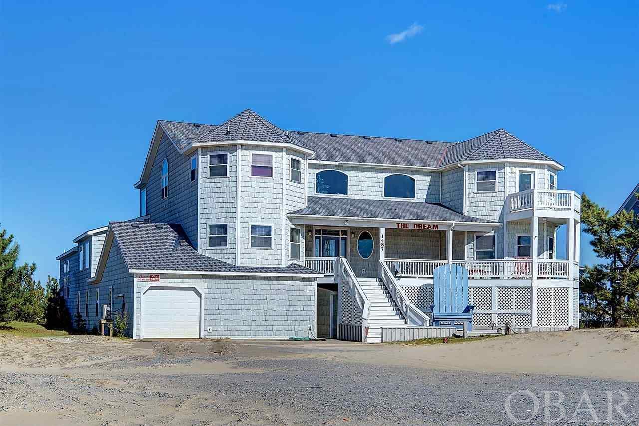 1487 Ocean Pearl Road lot, Corolla, NC 27927