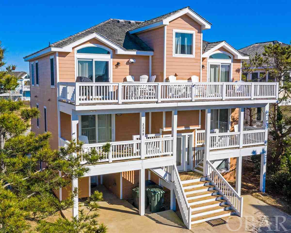 5309 S Chippers Court Lot 6, Nags Head, NC 27959