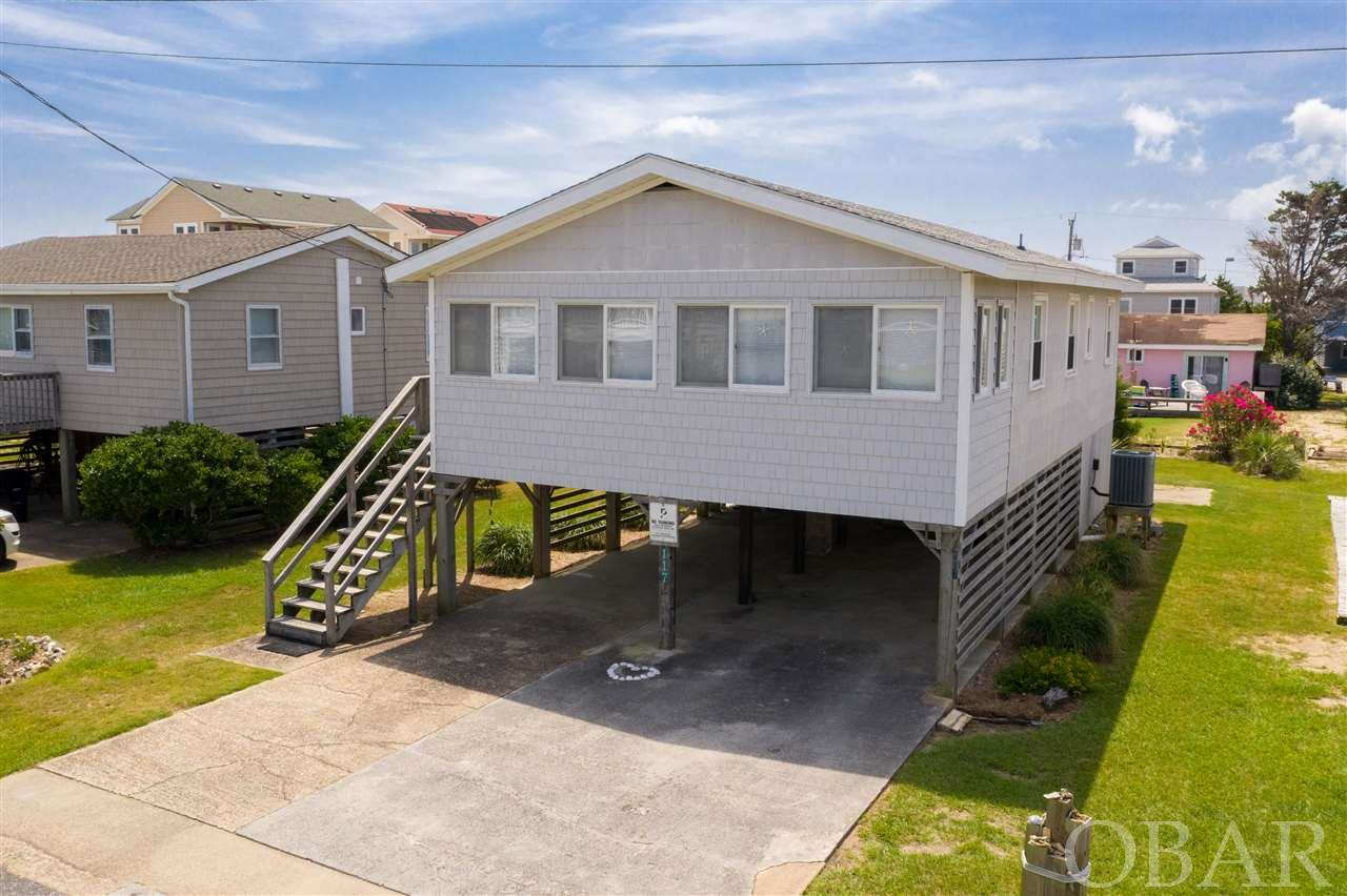 117 Charlotte Street, Kill Devil Hills, NC 27948, 3 Bedrooms Bedrooms, ,1 BathroomBathrooms,Residential,For sale,Charlotte Street,109992