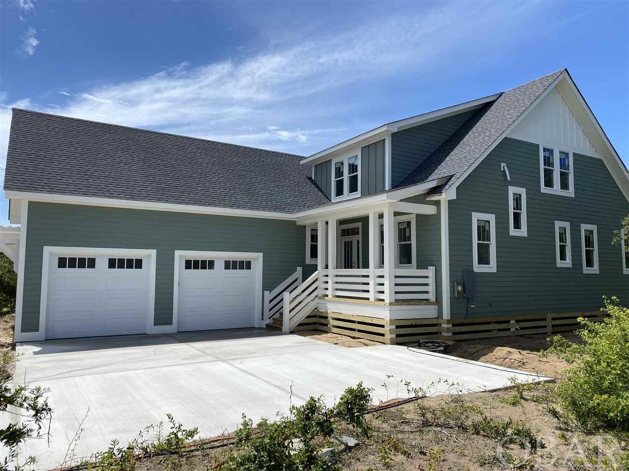 157 B Wax Myrtle Trail Lot B, Southern Shores, NC 27949