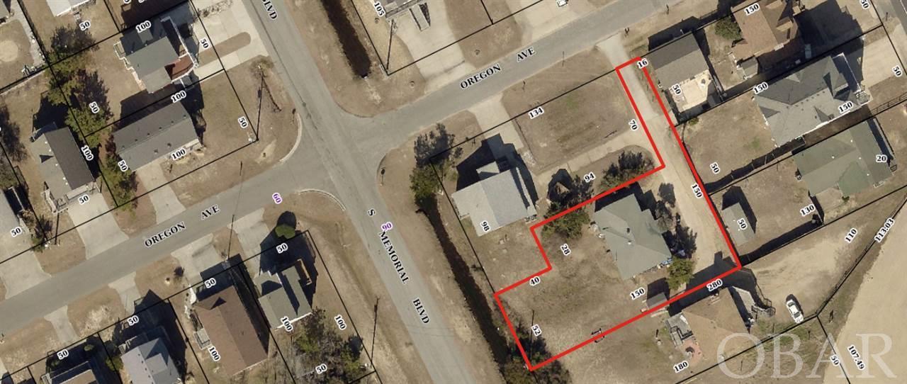 207 E Oregon Avenue Lots 4,5 & 6, Kill Devil Hills, NC 27948