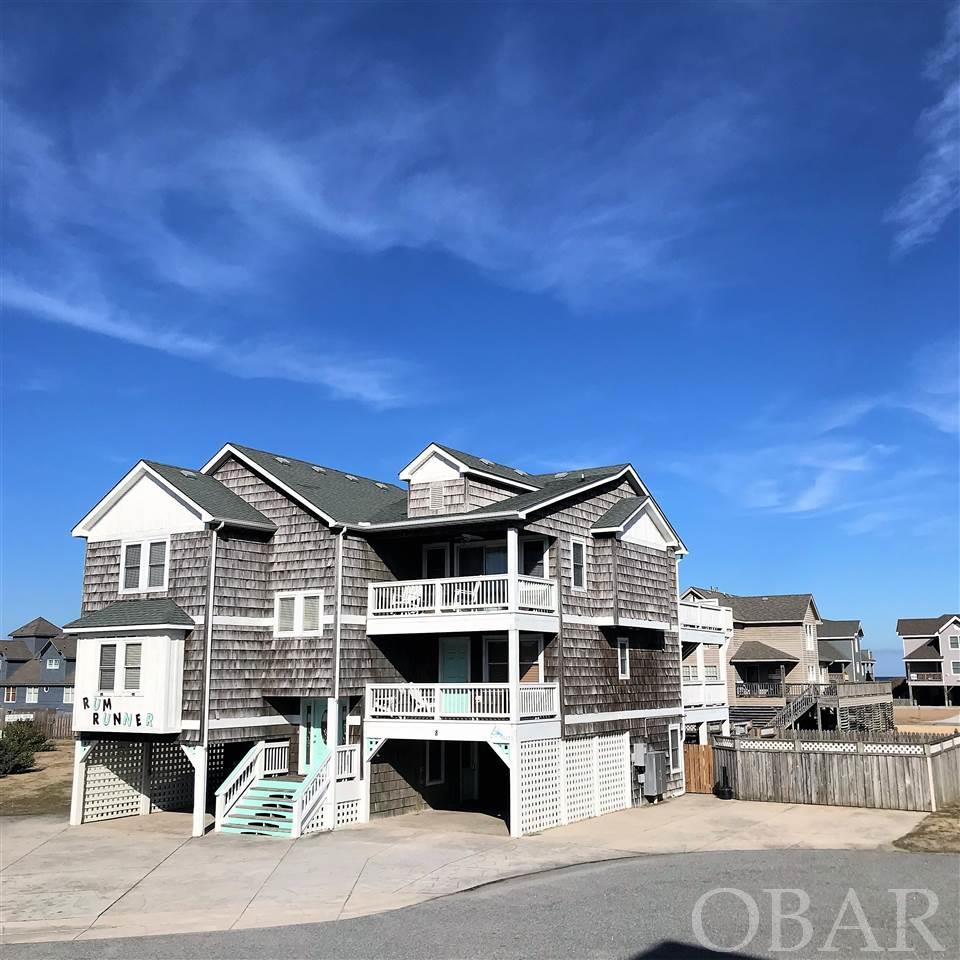 8 Ocean Boulevard Lot 1-R, Southern Shores, NC 27949