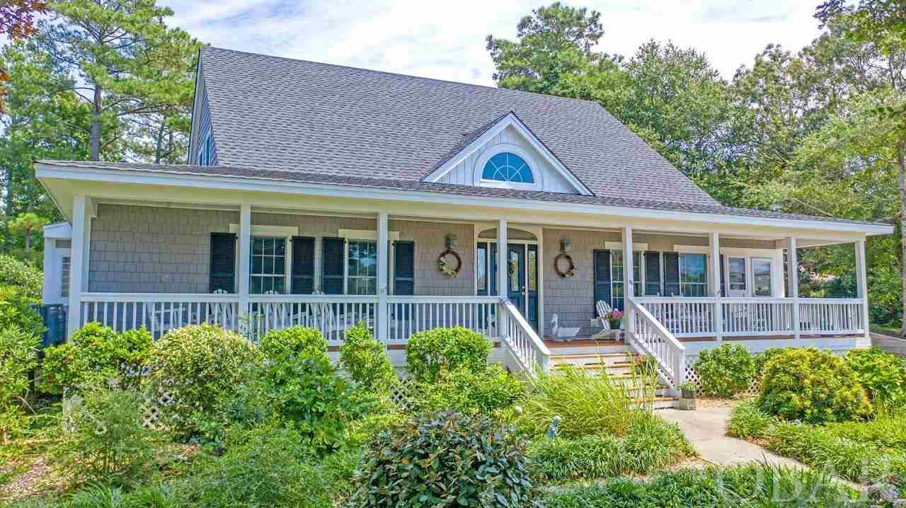 36 Ginguite Trail Lot# 77A, Southern Shores, NC 27949
