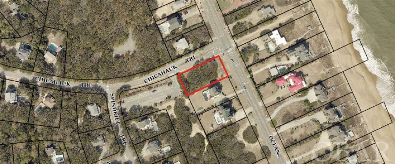 Ocean Boulevard Lot 11 & 12, Southern Shores, NC 27949