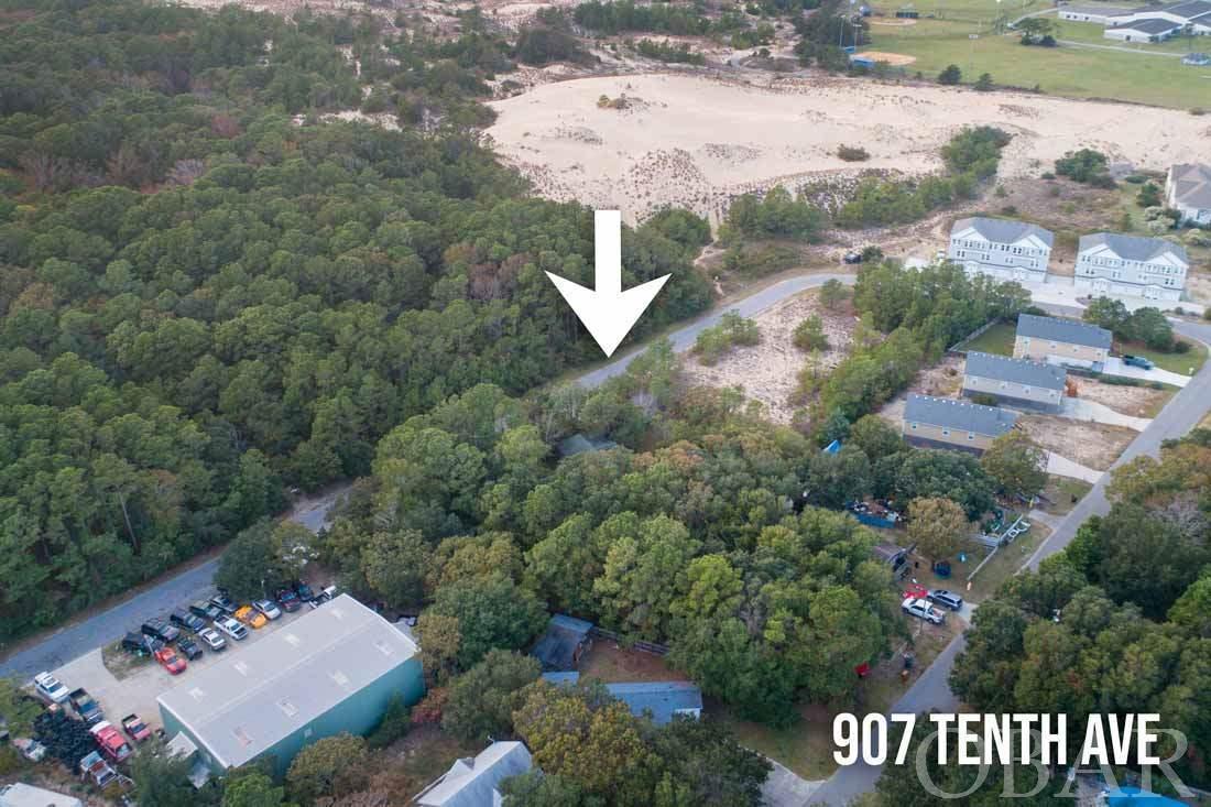 907 Tenth Avenue Lot 6-7, Kill Devil Hills, NC 27948