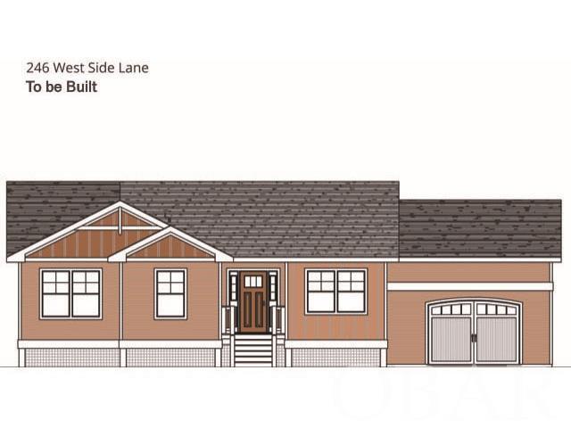 246 West Side Lane Lot 68, Powells Point, NC 27966