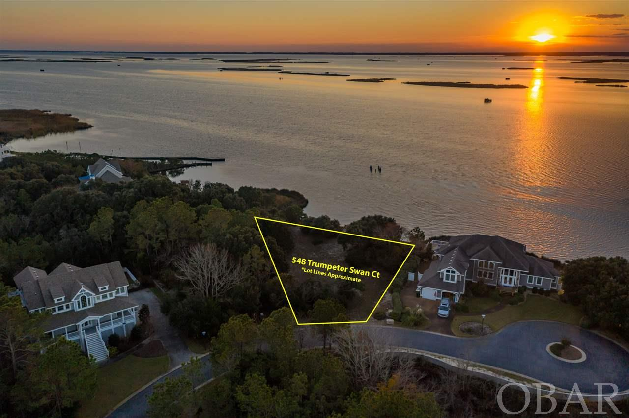 548 Trumpeter Swan Court Lot 61, Corolla, NC 27927