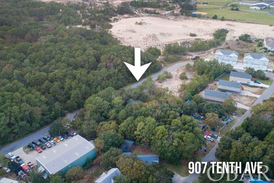 907 Tenth Avenue lot 6&7, Kill Devil Hills, NC 27948