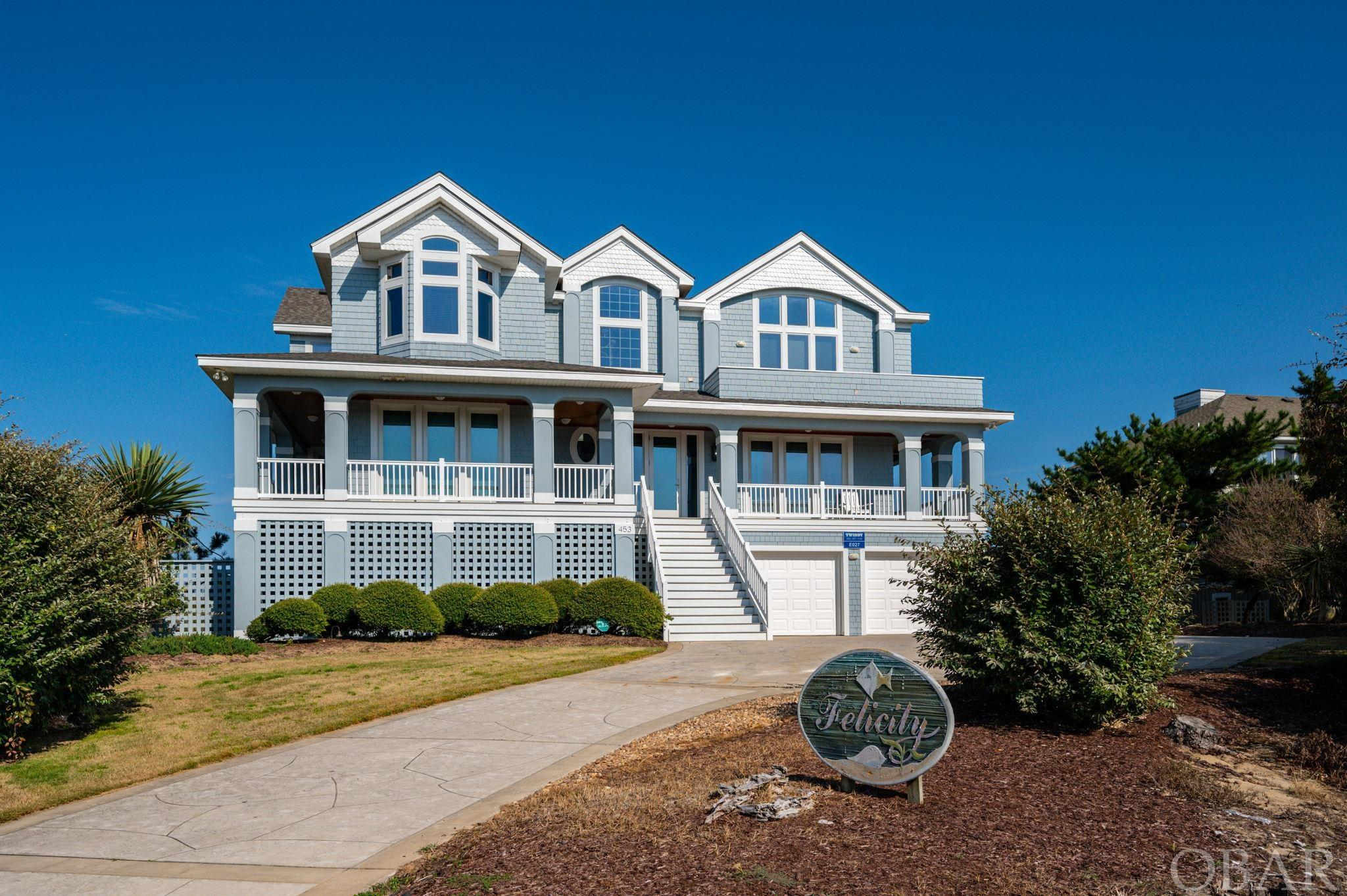453 Pipsis Point Road lot 27, Corolla, NC 27927