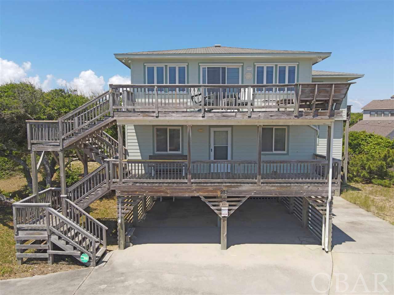 223 Ocean Boulevard Lot # 13-15, Southern Shores, NC 27949