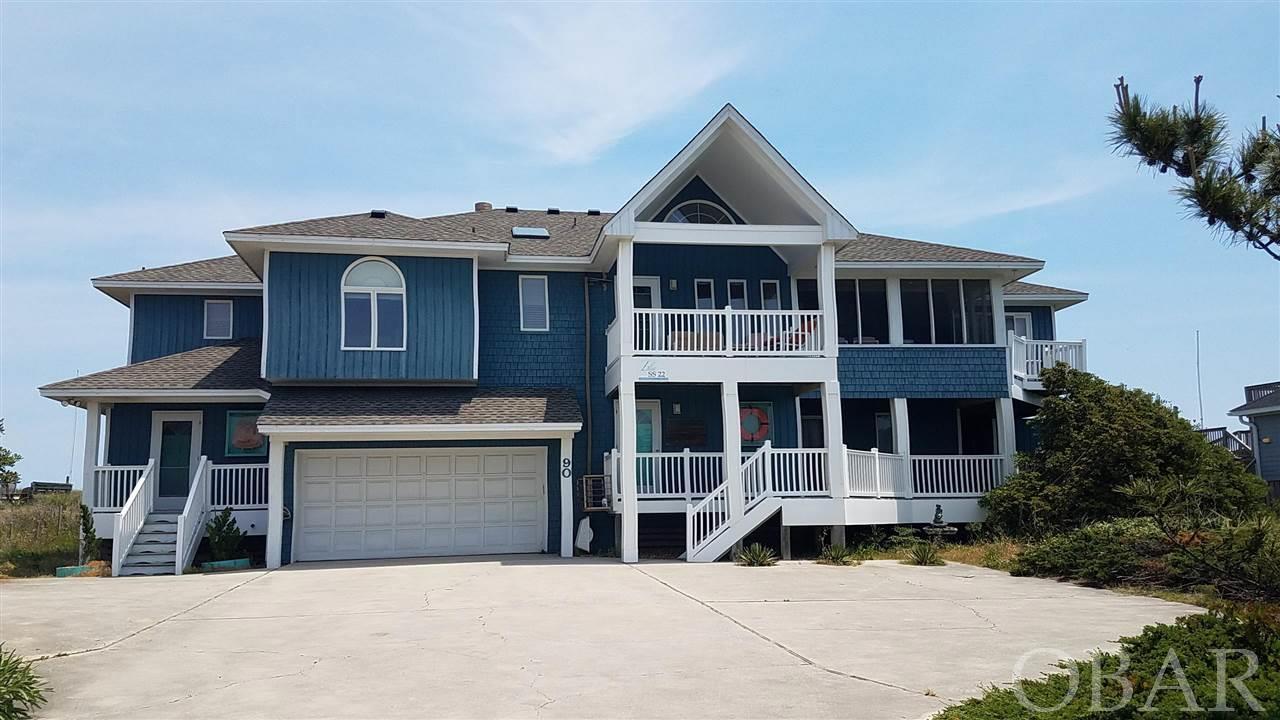 90 Ocean Boulevard Lot 5 & 6, Southern Shores, NC 27949