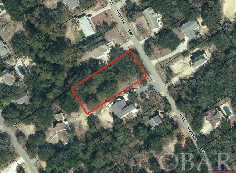311 Wax Myrtle Trail Lot 9, Southern Shores, NC 27949