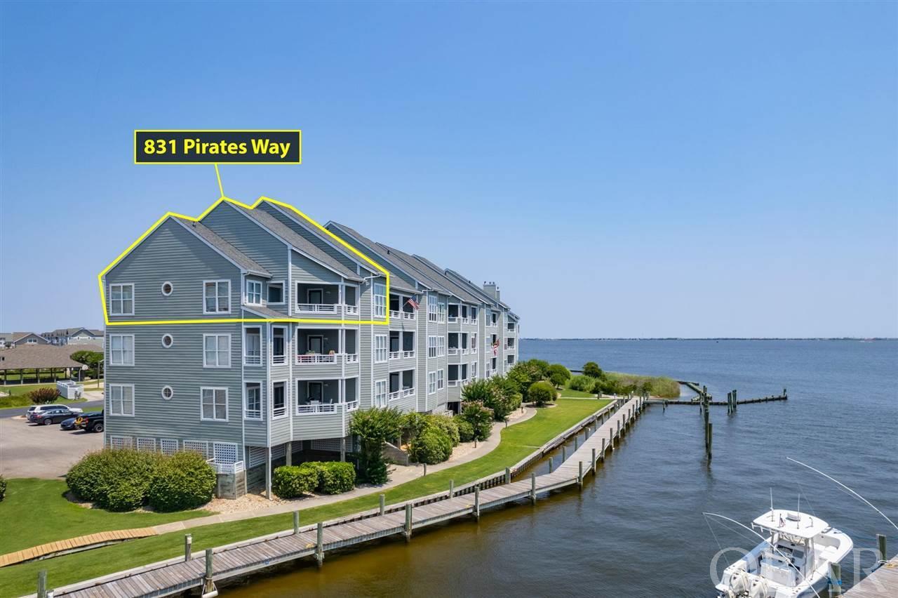 831 Pirates Way Unit Blg8 P7, Manteo, NC 27954