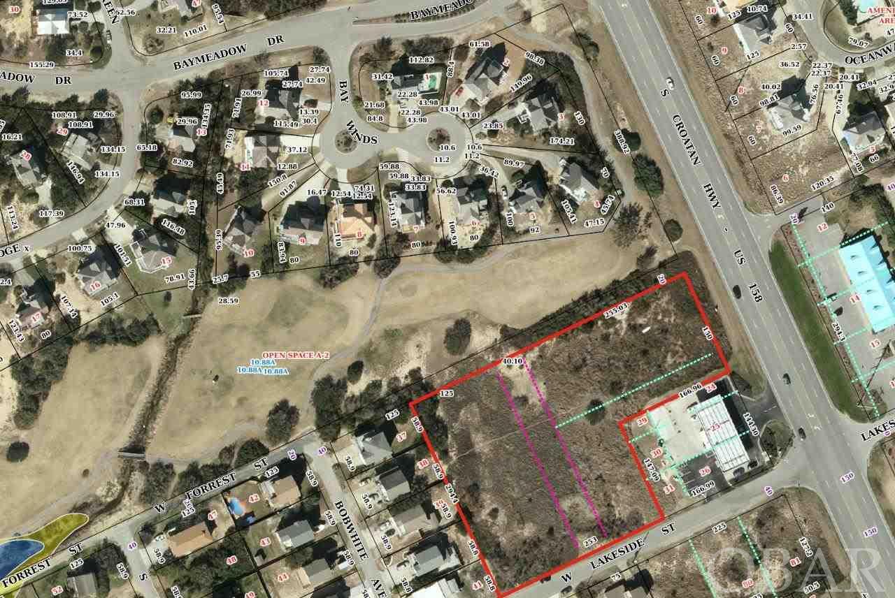 6632 W Pheasant Avenue Lots 32-36, Nags Head, NC 27959