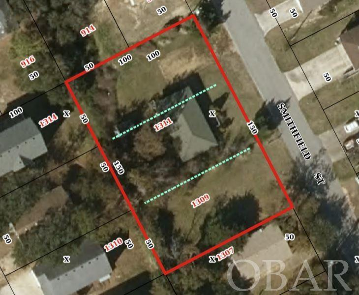 2038 Smithfield Street Lot1309, Kill Devil Hills, NC 27948