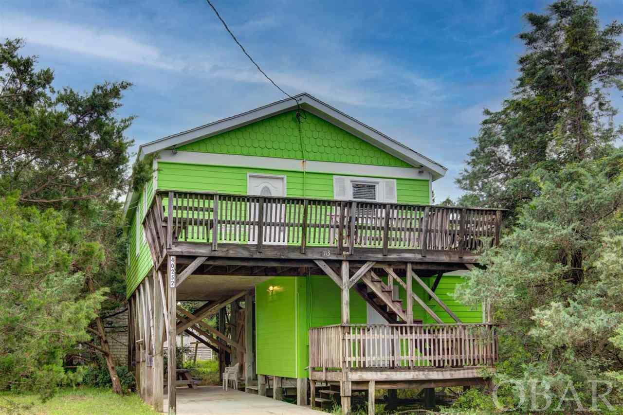 40252 S Beachcomber Drive Lot 113, Avon, NC 27915