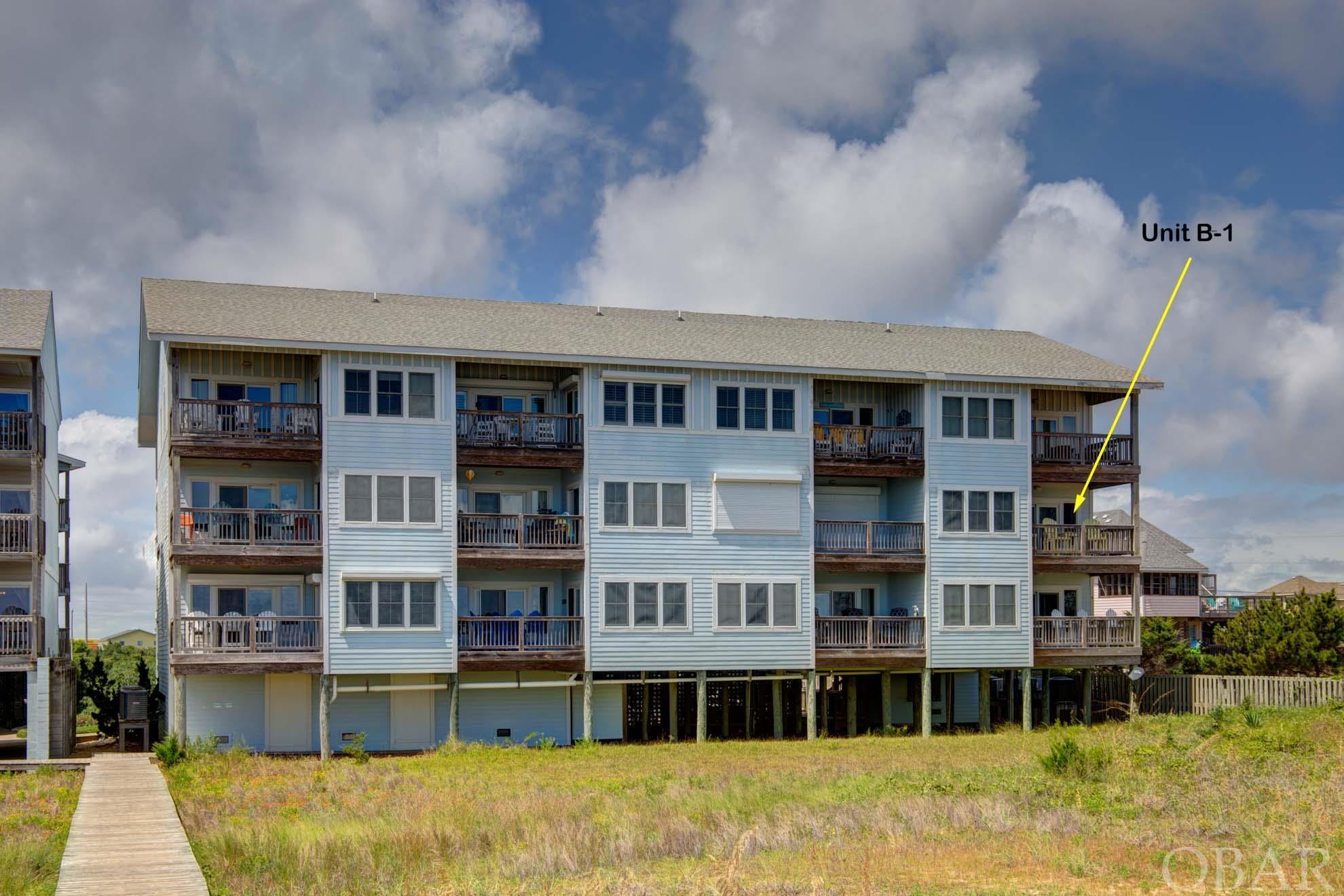 24252 Resort Rodanthe Drive Unit 1B, Rodanthe, NC 27968