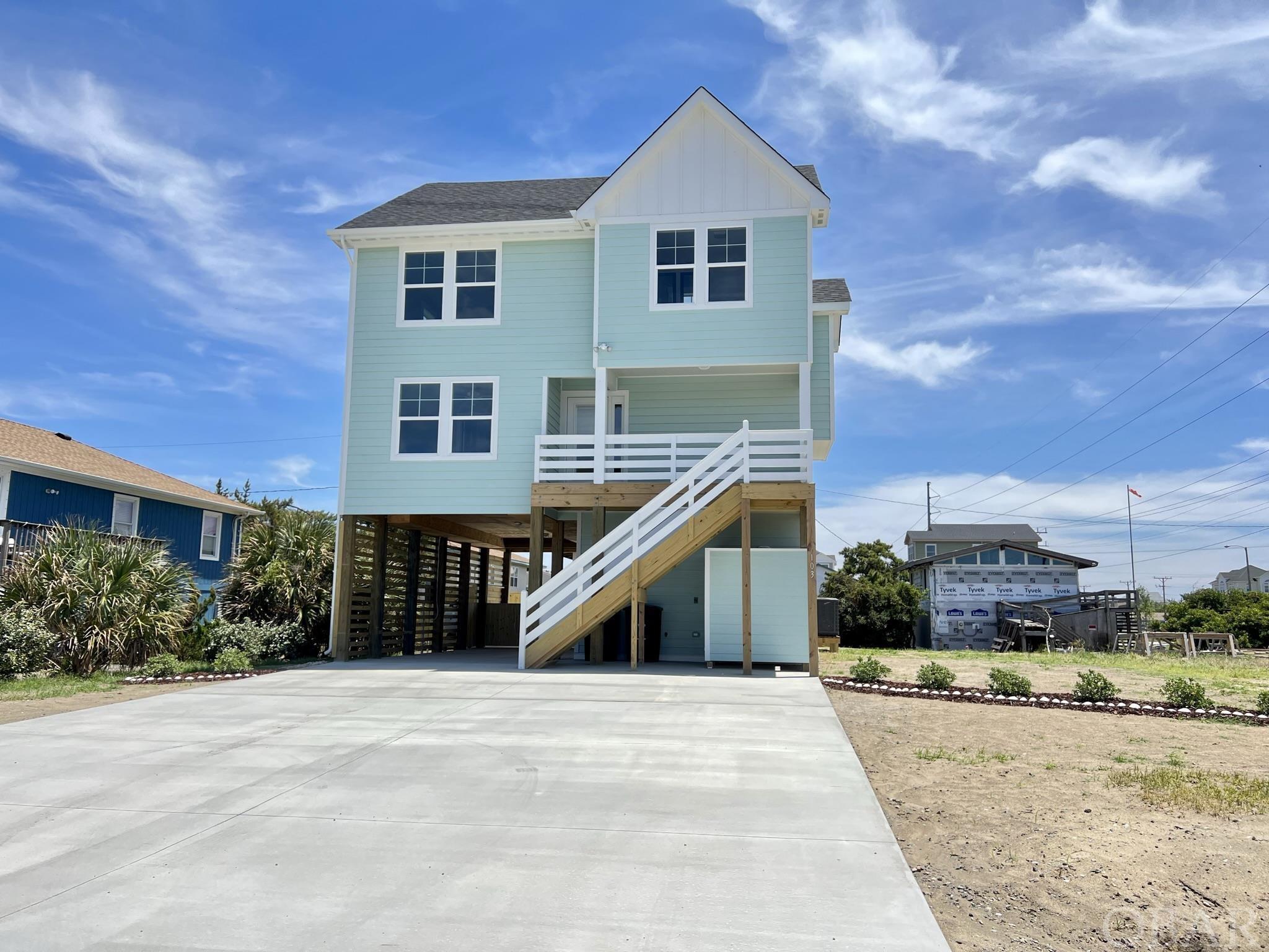 0 E Palmetto Street Lot 7-R, Kill Devil Hills, NC 27948