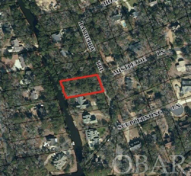 141 Bayberry Trail Lot 15, Southern Shores, NC 27949