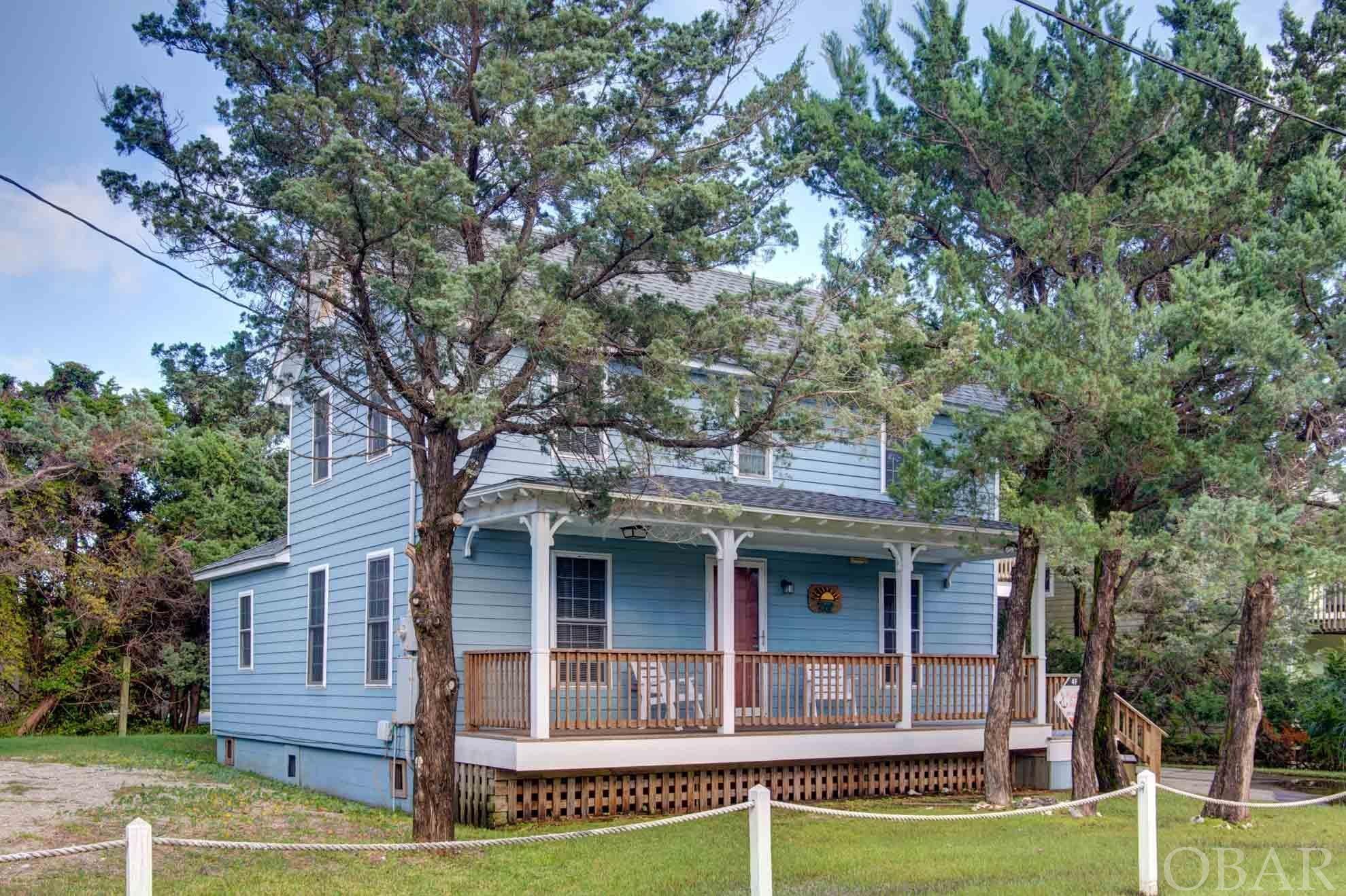 54215 Cape Hatteras Drive Lot 4, Frisco, NC 27936