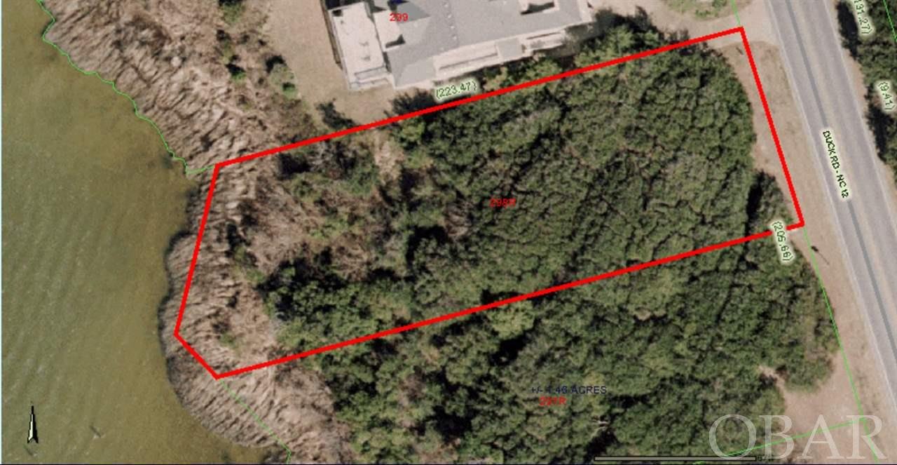 1544 Duck Road Lot 298R, Duck, NC 27949