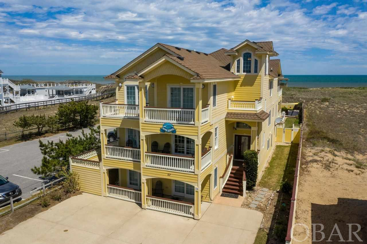 Kill Devil Hills oceanfront homes and beach houses for sale