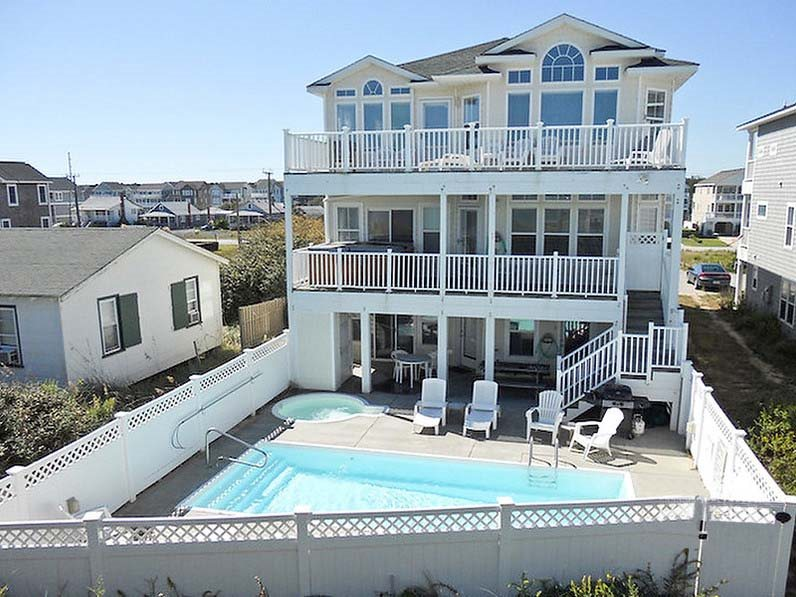 3511 Virginia Dare Trail, Nags Head, NC 27959, 10 Bedrooms Bedrooms, ,8 BathroomsBathrooms,Residential,For sale,Virginia Dare Trail,92350