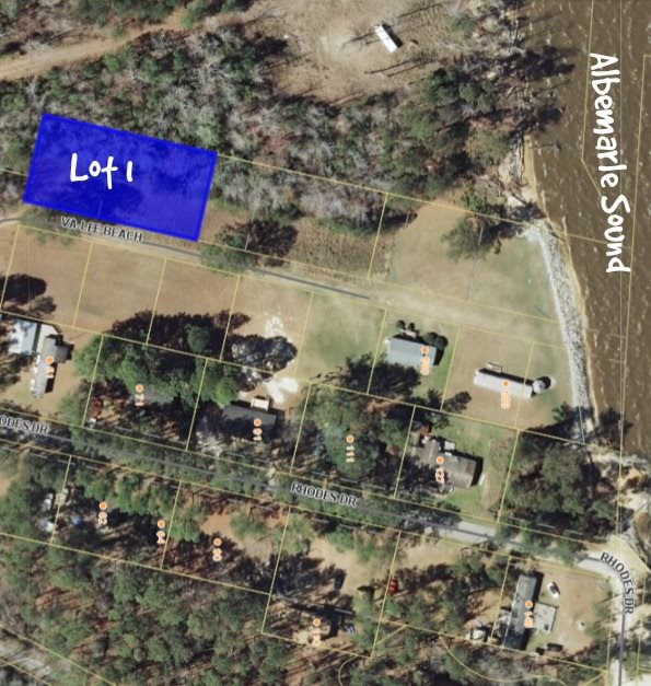 0 Va Lee Beach Road, Columbia, NC 27925, ,Lots/land,For sale,Va Lee Beach Road,92661