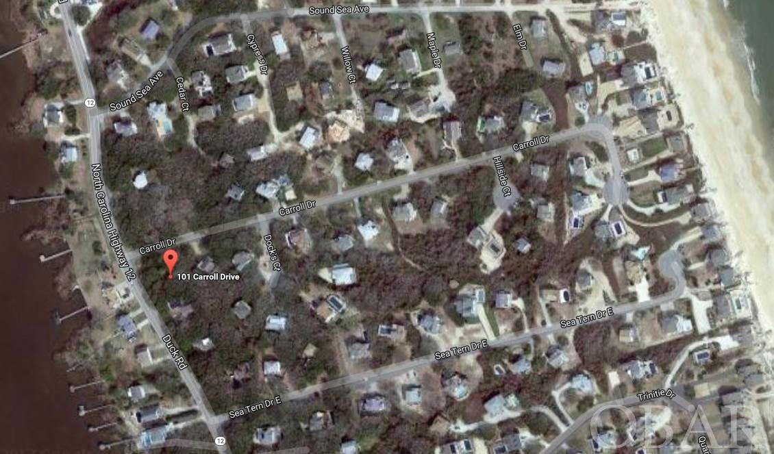 101 Carrol Drive,Duck,NC 27949,Lots/land,Carrol Drive,96874