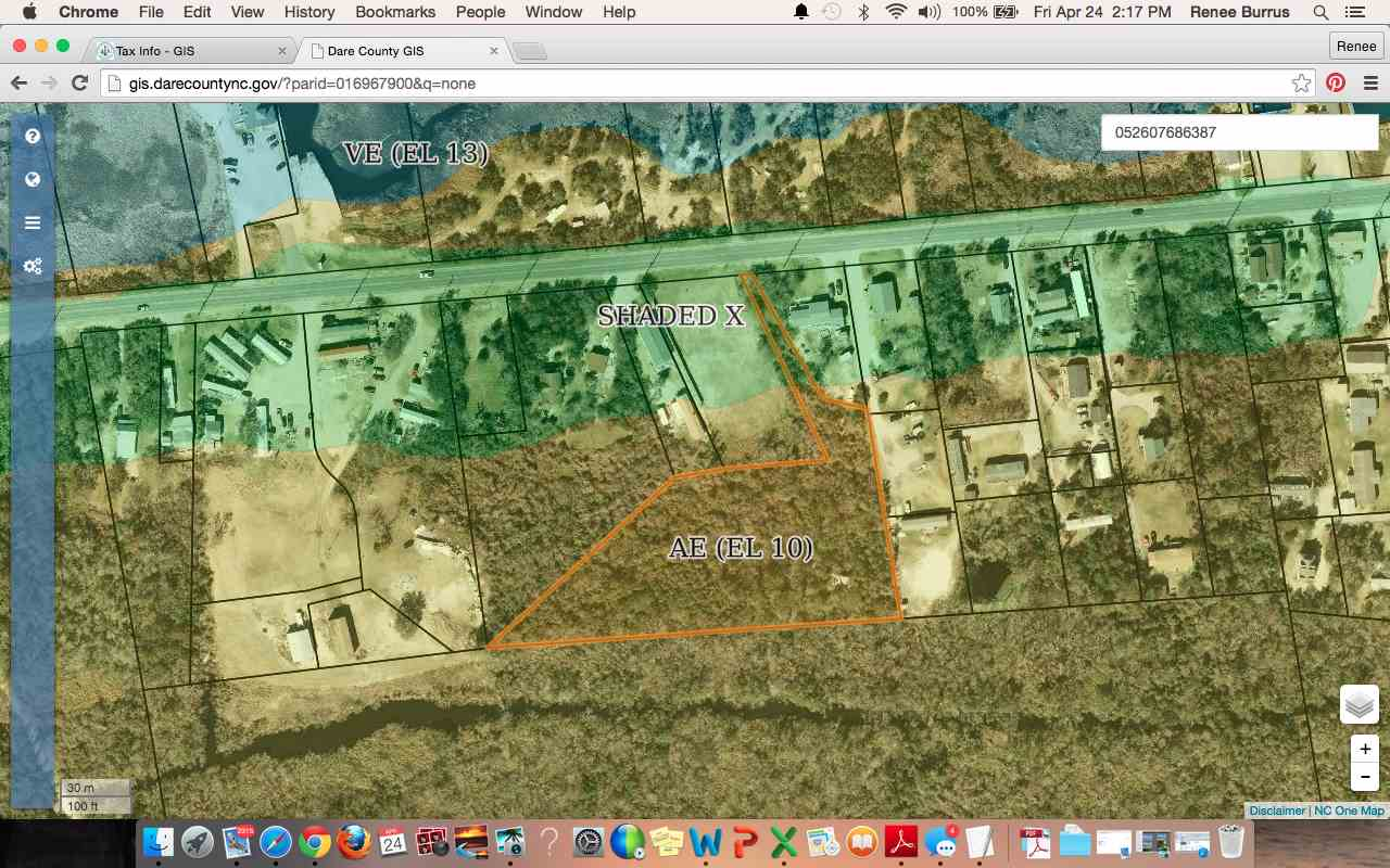 0 NC Highway 12, Buxton, NC 27920, ,Lots/land,For sale,NC Highway 12,96920