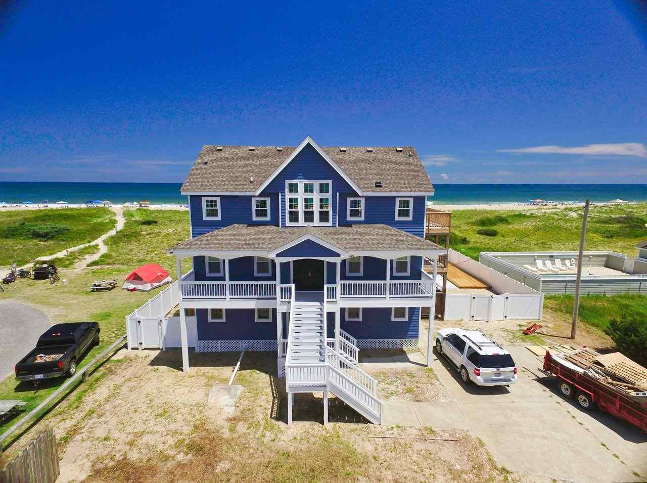 25251 Lee ONeal Lane Lot: 3, Waves, NC 27982