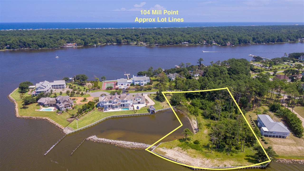 104 Mill Point, Kitty Hawk, NC 27949, ,Lots/land,For sale,Mill Point,97219