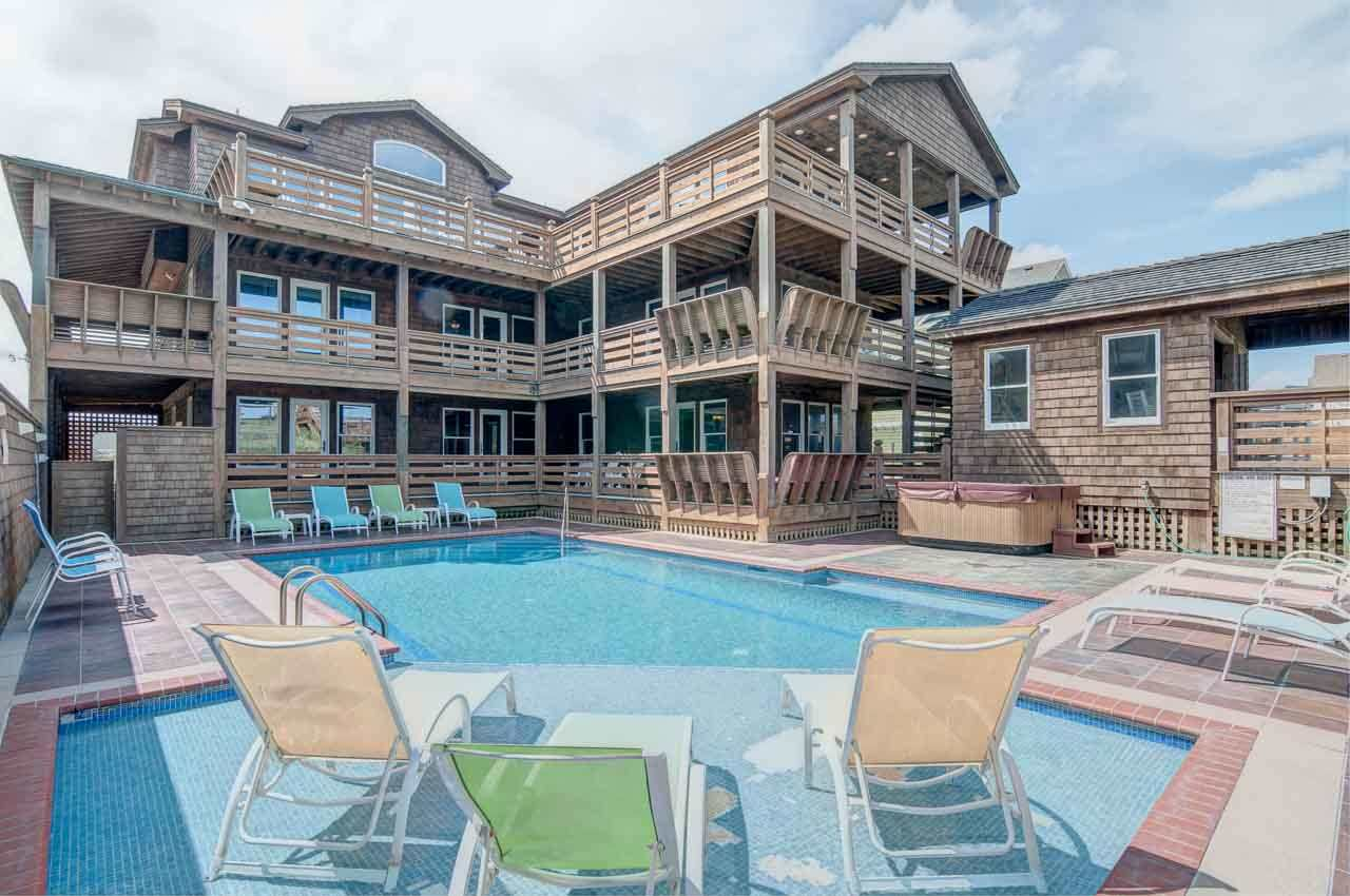 2415 Virginia Dare Trail, Nags Head, NC 27959, 8 Bedrooms Bedrooms, ,8 BathroomsBathrooms,Residential,For sale,Virginia Dare Trail,97729