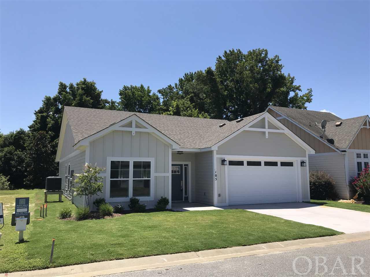 105 Compass Drive Lot 3, Grandy, NC 27939