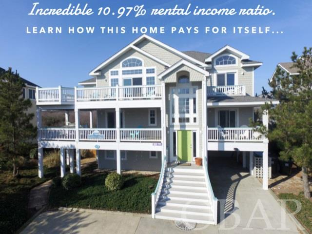 1292 Sand Castle Drive, Corolla, NC 27927, 6 Bedrooms Bedrooms, ,5 BathroomsBathrooms,Residential,For sale,Sand Castle Drive,98853