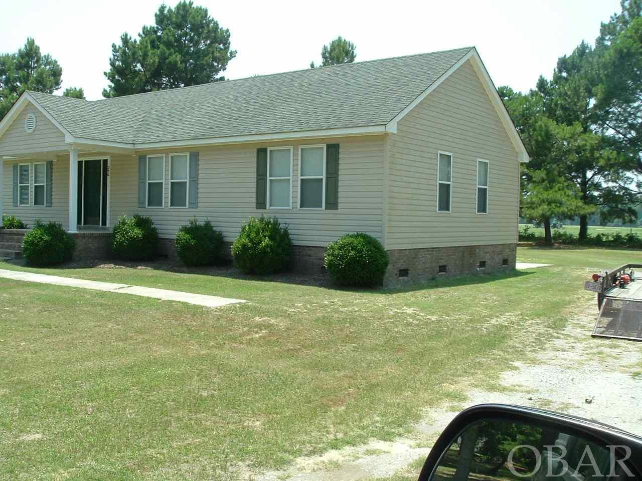 296 Grandy Road Lot Mercer, Grandy, NC 27939