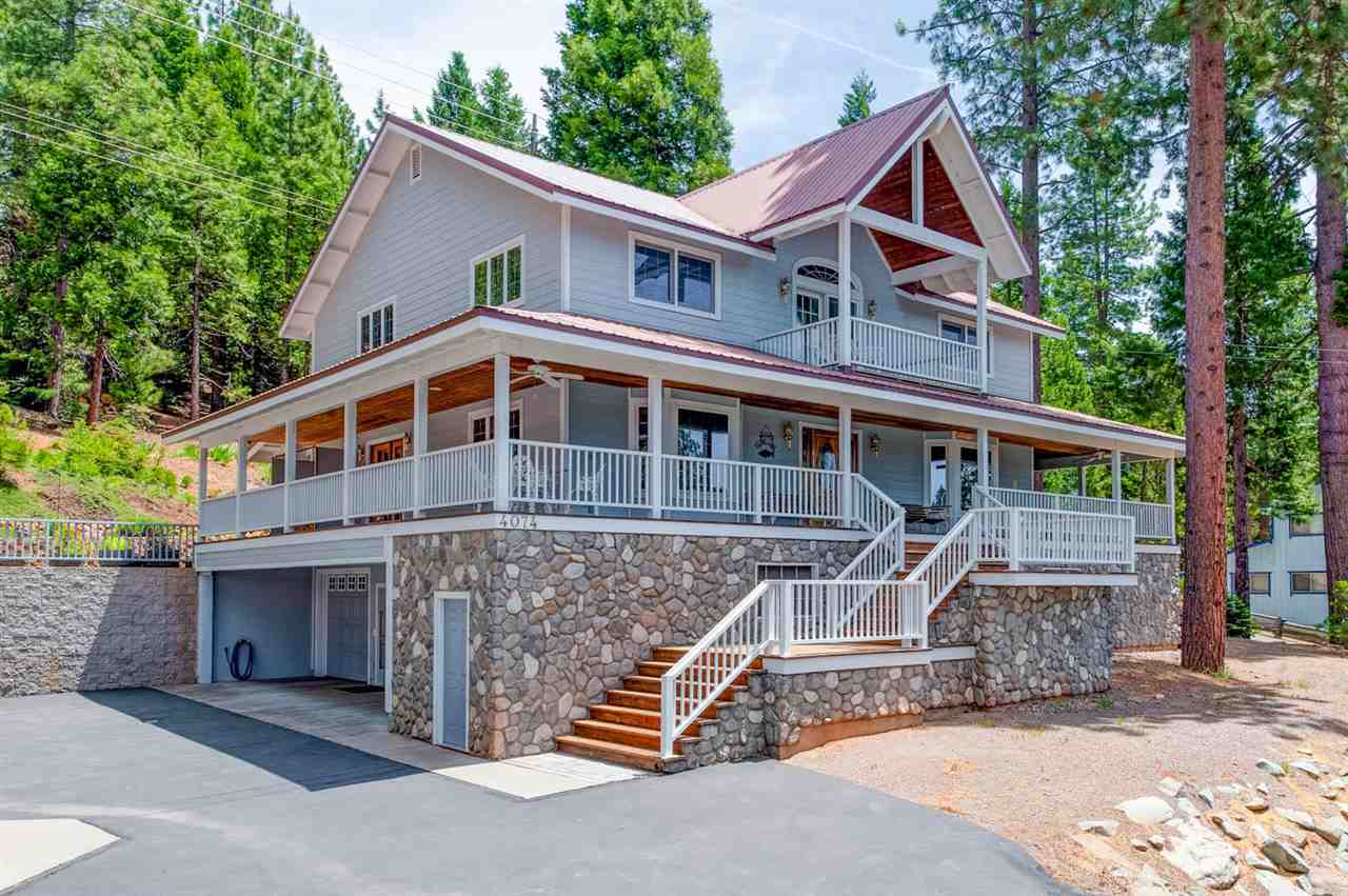 Single Family Home for Active at 4074 Highway 147 4074 Highway 147 Lake Almanor, California 96137 United States