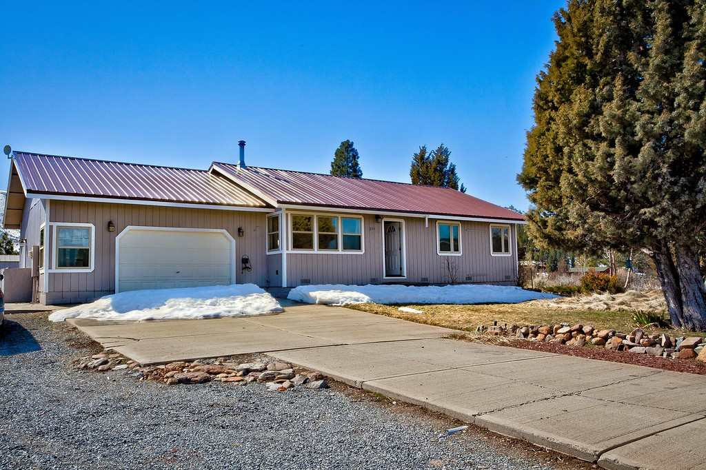 Single Family Home for Active at 995 Sierra Brooks Drive 995 Sierra Brooks Drive Loyalton, California 96118 United States