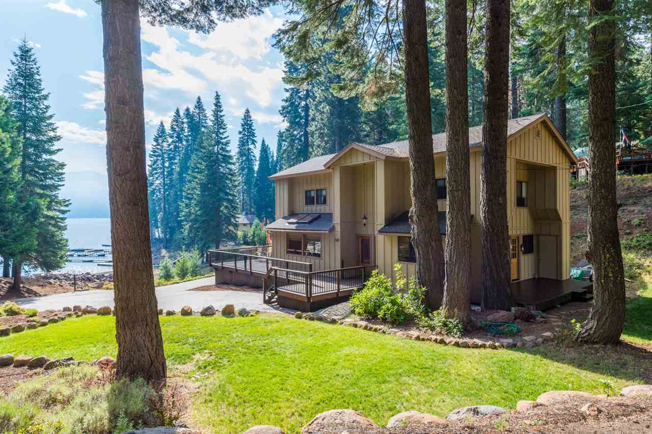 Single Family Homes for Active at 546 Peninsula Drive Lake Almanor, California 96137 United States