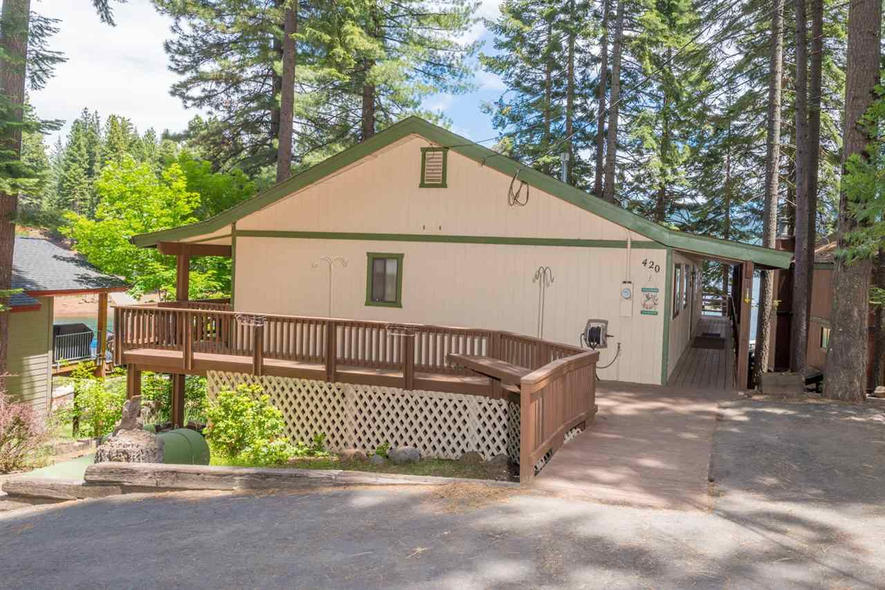 Single Family Homes for Active at 420 Peninsula Drive Lake Almanor, California 96137 United States