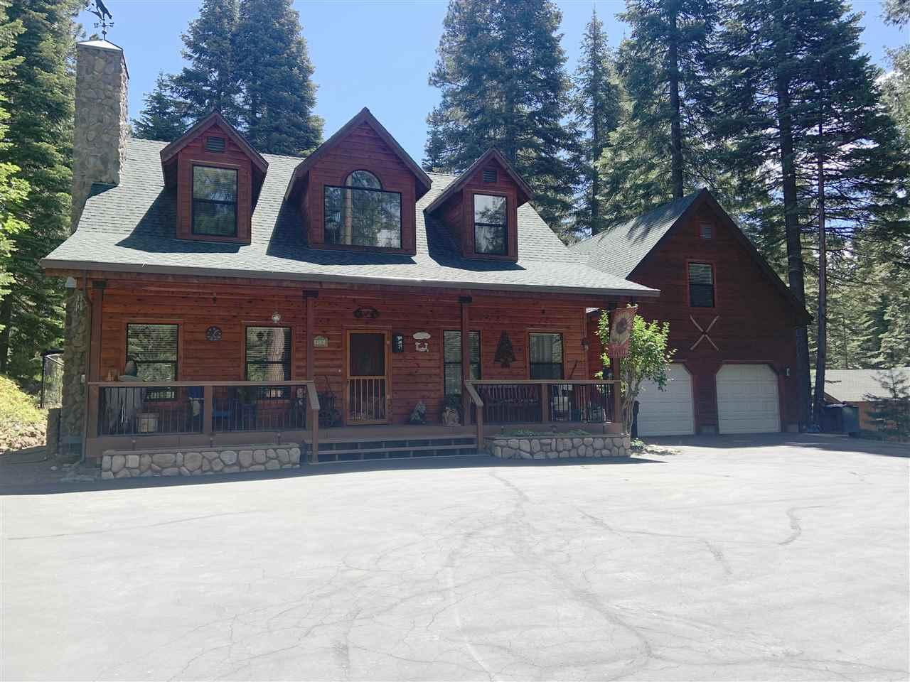 810 Lake Ridge Road, Lake Almanor, CA 96137