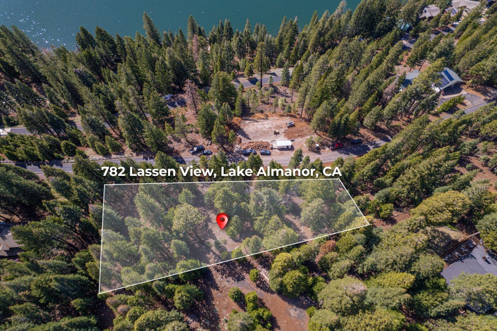 782 Lassen View Drive, Lake Almanor, CA 96137