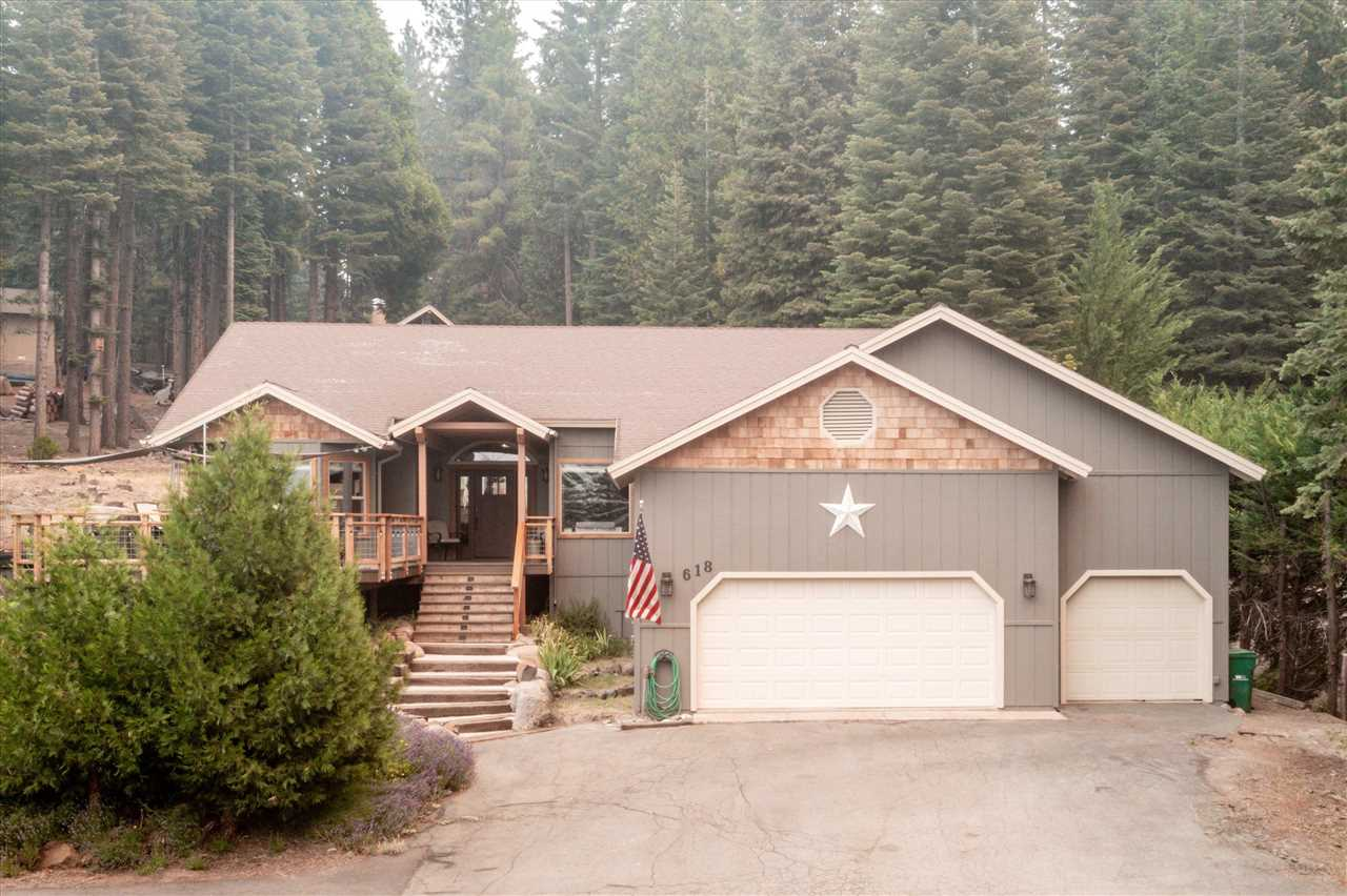618 W Mountain Ridge Road, Lake Almanor, CA 96137