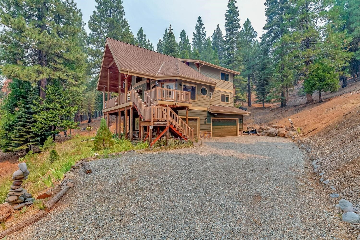 323 Top of the West Drive, Lake Almanor West, CA 96020