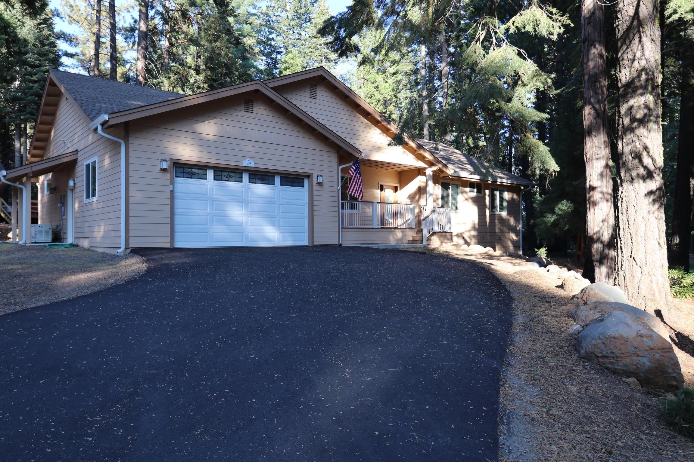 728 Conifer Trail, Lake Almanor, CA 96137