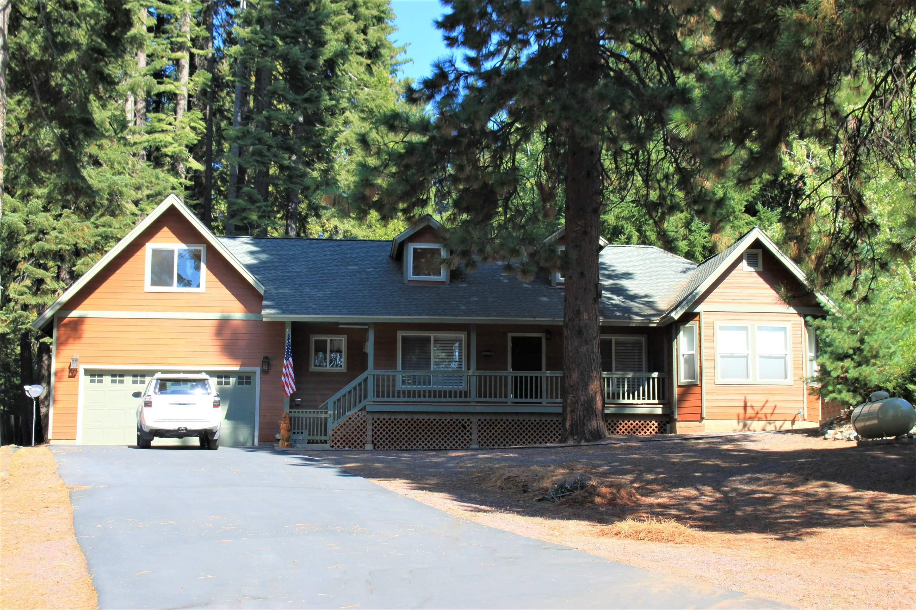 1007 Dyer View Road, Lake Almanor, CA 96137